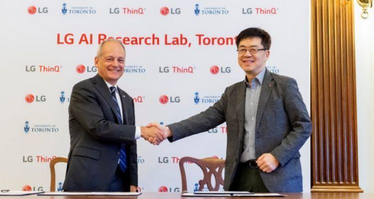 Νέα ερευνητικά εργαστήρια της LG για την τεχνητή νοημοσύνη