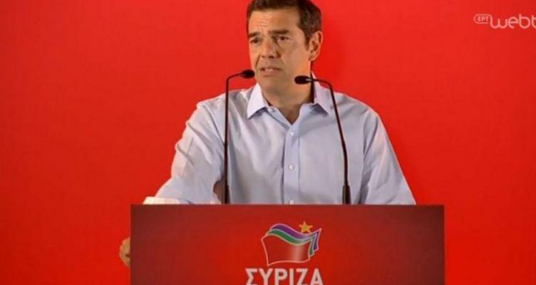 Έτσι… πώρωσε ο Τσίπρας την Κεντρική Επιτροπή! Οι ατάκες που έφεραν αποθέωση (Βίντεο)