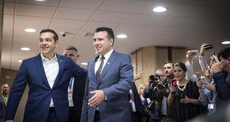 Πανηγυρίζει ο Ζάεφ για τη συμφωνία των Πρεσπών: Tα δέκα σημεία υπέρ της «Βόρειας Μακεδονίας»