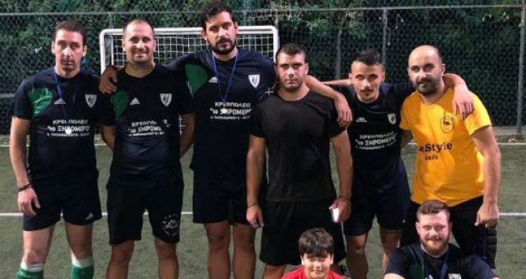 Ξηρόμερο: Οι Αρχοντοχωρίτες της Αθήνας δημιούργησαν Ποδοσφαιρική ομάδα 5Χ5