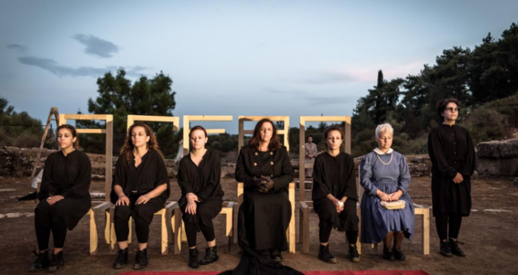ΔΗ.ΠΕ.ΘΕ. Αγρινίου: Οι τρεις τελευταίες παραστάσεις για «Το Σπίτι της Μπερνάρντα Άλμπα» του Φ. Γκ. ΛόΡΚΑ