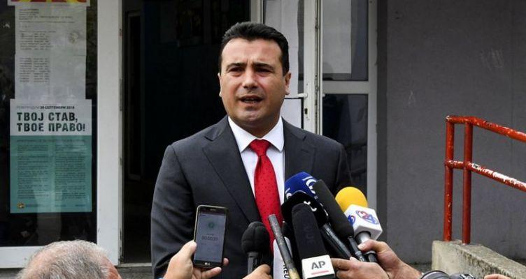 Ζάεφ: Δεν πάω σε εκλογές – Θα αποφασίσει η Βουλή για την Συμφωνία των Πρεσπών