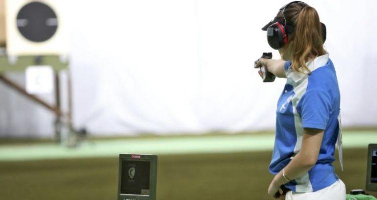Άννα Κορακάκη από… χρυσό ξανά! Παγκόσμια πρωταθλήτρια στο αεροβόλο πιστόλι 10 μ. (Φωτό)