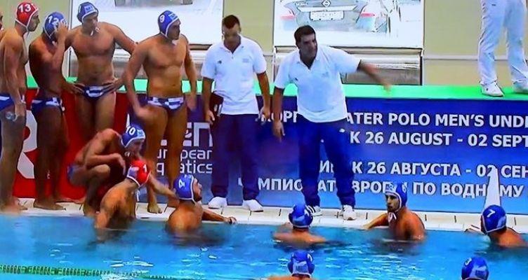 Ευρωπαϊκό Πρωτάθλημα Πόλο: Νέοι από χρυσάφι! Επικράτησαν με 14-12 του Μαυροβουνίου