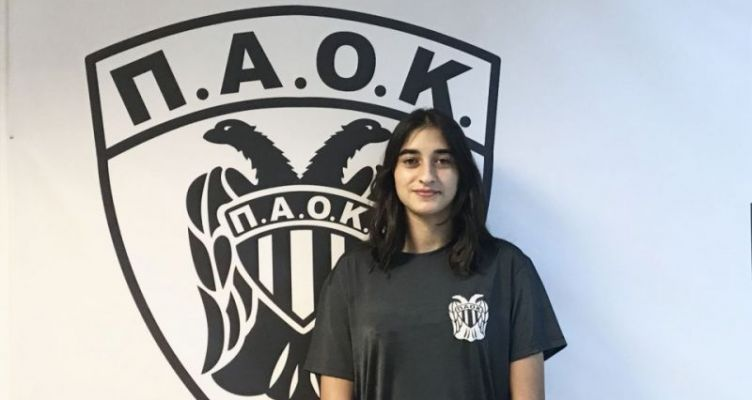 Πρωτάθλημα Γυναικών-Α' κατηγορία: Παίκτρια του Π.Α.Ο.Κ. η 18χρονη Ρούλα Πούλιου από τα Όχθια Αγρινίου!