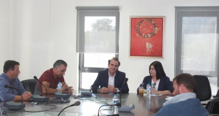 Μαρία Τριανταφύλλου: Σύσκεψη για αγροτικά ζητήματα στη Δημοτική Ενότητα Ινάχο