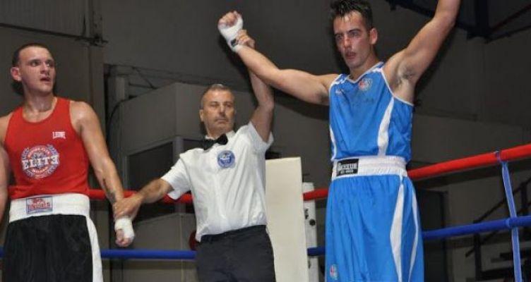 Στάθης Βλαχοθανάσης: Ένας μεγάλος αθλητής από την Κωνωπίνα (Φωτό)