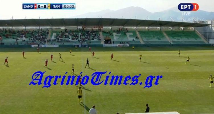 Super League-3η Αγωνιστική: Οι ενδεκάδες του Α.Ο. Ξάνθη – Παναιτωλικός (Φωτό)