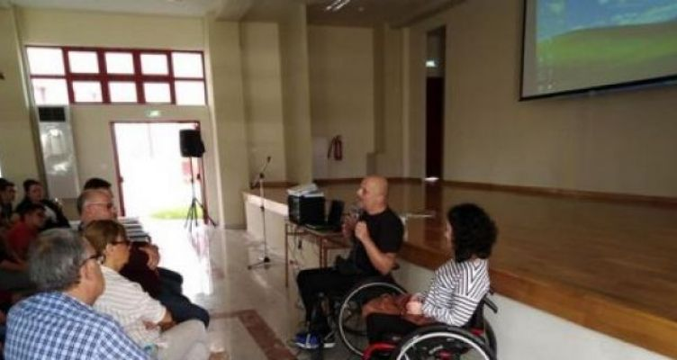 2ο ΓΕ.Λ. Μεσολογγίου: Εκδήλωση για τους συνανθρώπους μας με κινητικά προβλήματα