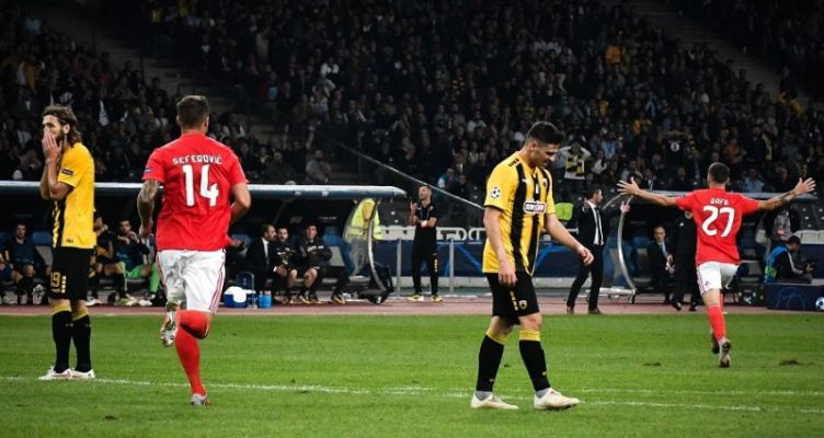 Champions League: Το συγκλονιστικό come back της Α.Ε.Κ. δεν ήταν αρκετό…