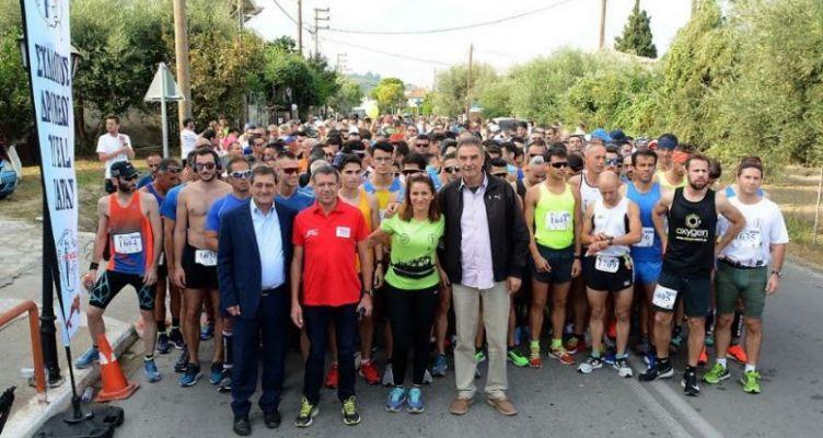 Πραγματοποιήθηκε με μεγάλη επιτυχία ο 36ος Ημιμαραθώνιος στην μνήμη του Φάνη Τσιμιγκάτου