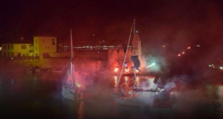 Ναυμαχία Ναυπάκτου: Βίντεο-Φωτορεπορτάζ από την αναπαράσταση της Ναυμαχίας