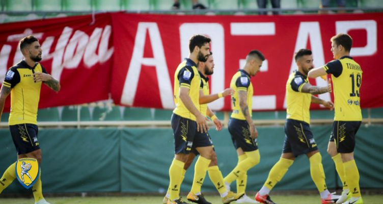Κύπελλο Ελλάδας 2018-19: Με αλλαγές η αποστολή του Παναιτωλικού, για τον αγώνα με τον Παναθηναϊκό
