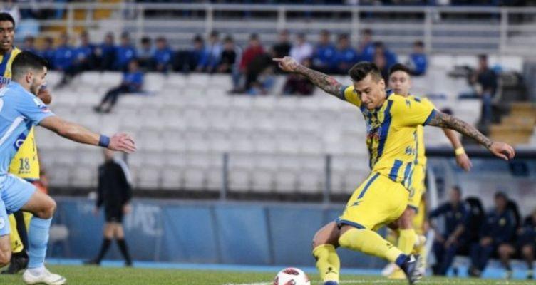 Super League-Παναιτωλικός: Μαγνητική ο Άργκους