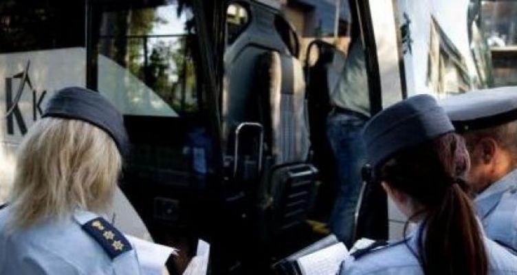 Αιτωλ/νία: Παραβάσεις σε σχολικά λεωφορεία εντόπισε η Τροχαία