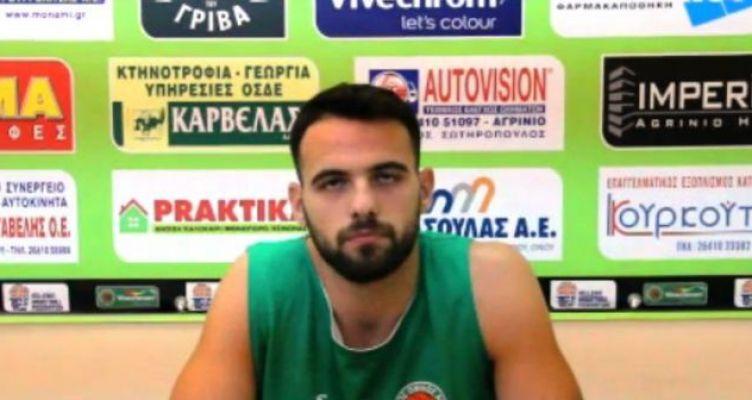 Β' Εθνική: Δηλώσεις Σταμούλη για τον εντός έδρας αγώνα με τον Έσπερο Λαμίας (Βίντεο)
