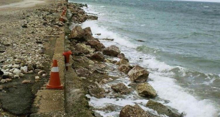 Πάτρα: Το φαινόμενο της διάβρωσης των ακτών θα γίνει πιο έντονο τα επόμενα χρόνια