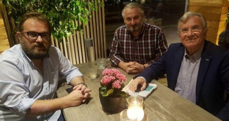 Μεσολόγγι: Με τον Γ. Δημαρά συναντήθηκε η Ένωση Αστυνομικών Υπαλλήλων Αιτωλίας