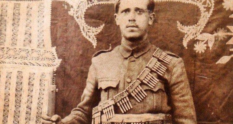 Ο ταγματάρχης Δημήτριος Κασλάς που έγραψε το λαμπρό πολεμικό έπος του 1940 στο Ύψωμα 731