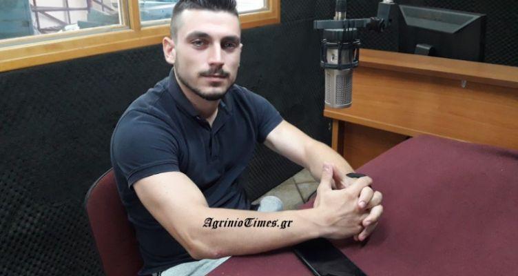 Α' ΕΠΣ Νομού Αιτ/νίας: Συνεχίζει στον Τρίκαρδο Κατοχής ο Δημήτρης Βρέττας