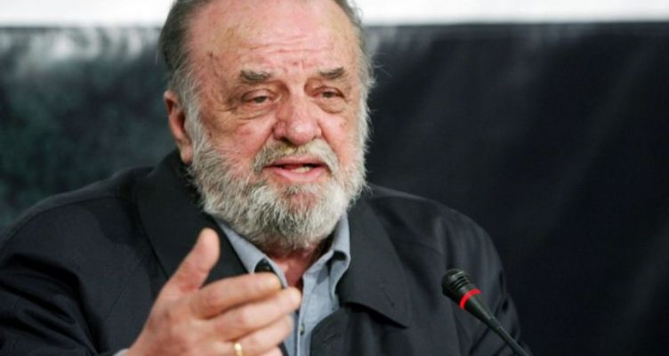 Πέθανε σε ηλικία 83 ετών ο σκηνοθέτης Δήμος Θέος