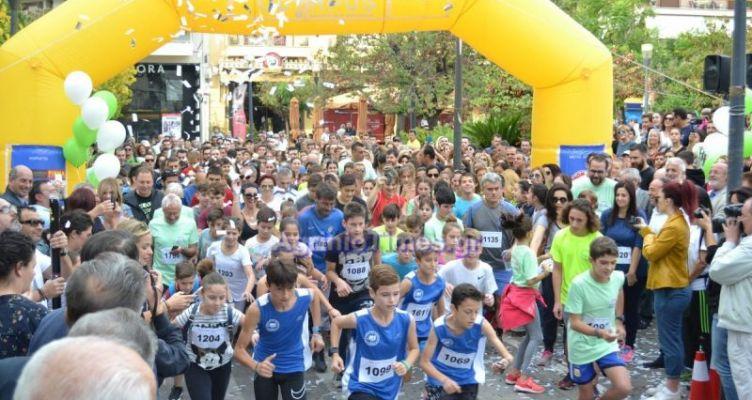 Το AgrinioTimes.gr στον Λαϊκό Αγώνα Δρόμου και Ποδηλασίας της Γ.Ε.Αγρινίου (Φωτό)