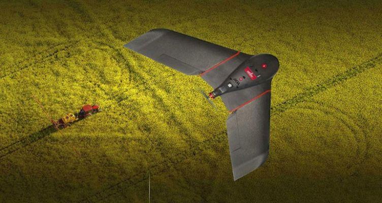 Έναρξη του ερευνητικού έργου: «Έξυπνη γεωργία με τη χρήση drones»