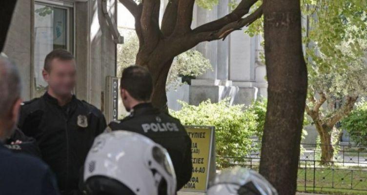 Εκκενώθηκε το υπουργείο Εξωτερικών λόγω ύποπτου δέματος (Φωτό)