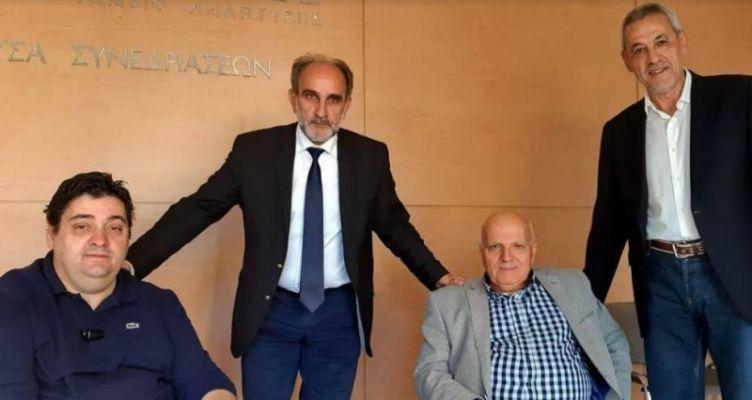 Συνεργασία της Π.Δ.Ε. με την Ελληνική Παραολυμπιακή Επιτροπή – Γραφείο στην Πάτρα (Βίντεο)