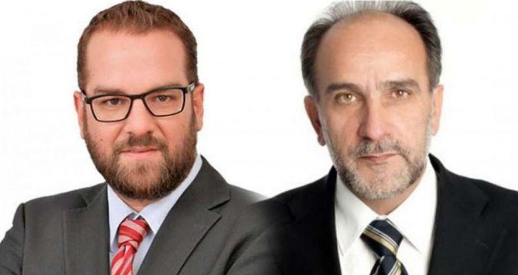 Τηλεφωνική επικοινωνία Κατσιφάρα-Φαρμάκη ενόψει των αυτοδιοικητικών εκλογών