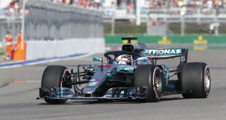 F1 GP Ρωσίας: «Τσάρος» ο Λιούις Χάμιλτον