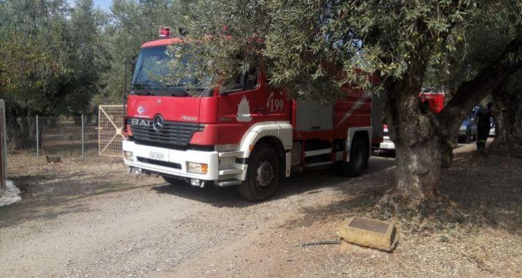 Φωτιά σε ξυλουργείο στη Νεάπολη – Κινητοποίηση της Π.Υ. Αγρινίου