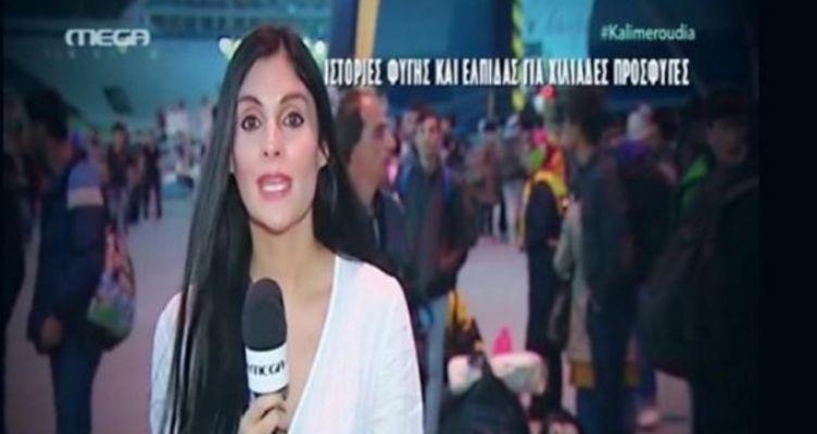 Η Τζίνα Γαβαλά αποκαλύπτει για τον άνθρωπο της τηλεόρασης που την έστειλε στο Νοσοκομείο…