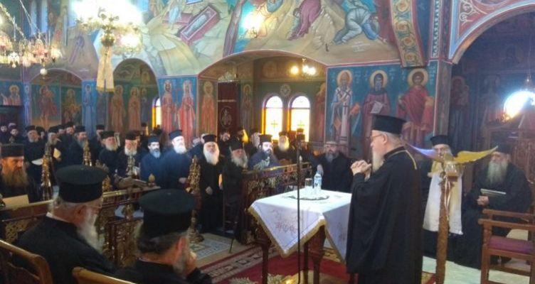 ΙΑ' Ιερατική Ημερίδα στο Αγρίνιο: «Η Yπακοή στην Εκκλησία»