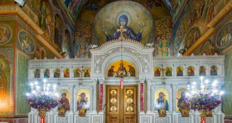 Πανηγυρίζει ο Ιερός Ναός Αγίου Παντελεήμονα στην Κυψέλη Αγρινίου