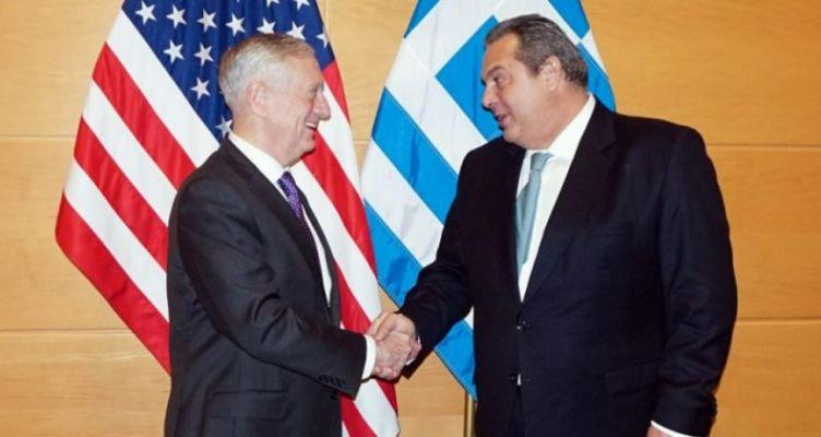 Καμμένος: Πρότεινε «Plan Β» στους Αμερικάνους για τη συμφωνία των Πρεσπών
