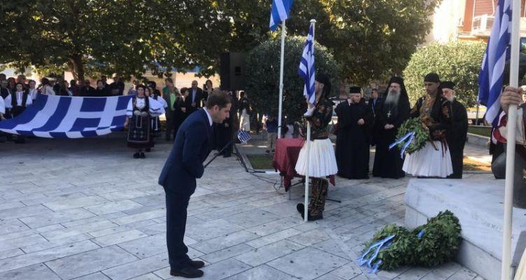 Μήνυμα προέδρου Δημοτικού Συμβουλίου Αγρινίου για τον εορτασμό της 28ης Οκτωβρίου