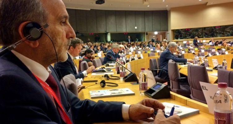 Στις Βρυξέλλες ο Απόστολος Κατσιφάρας για την Ολομέλειας της ΕτΠ