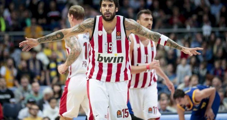 Euroleague Basketball: Ονειρικό ξεκίνημα για τον Ολυμπιακό
