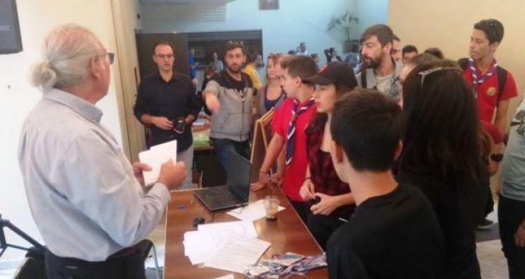 Αγρίνιο: Με 10 ομάδες το «κυνήγι του κρυμμένου θησαυρού» (Φωτό)