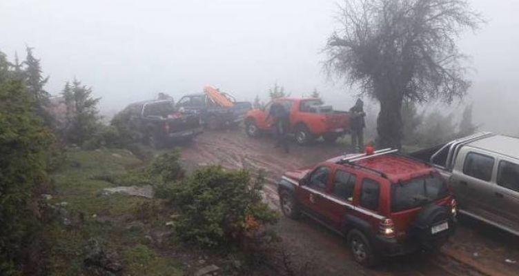 Νεκρός ο κτηνοτρόφος που αγνοούνταν – Βρέθηκε σε υψόμετρο 1.500 μέτρων