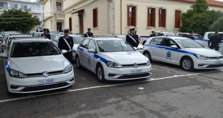 Η μεγάλη δωρεά της οικογένειας Λεμπιδάκη στην Ελληνική Αστυνομία