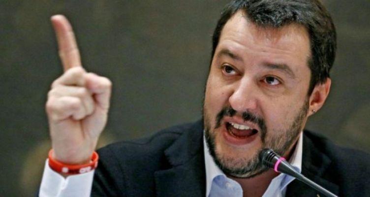 Σαλβίνι: Υπό τουρκική κατοχή η Κύπρος κι εμείς προσπαθούμε να βάλουμε τη Τουρκία στην Ε.Ε.