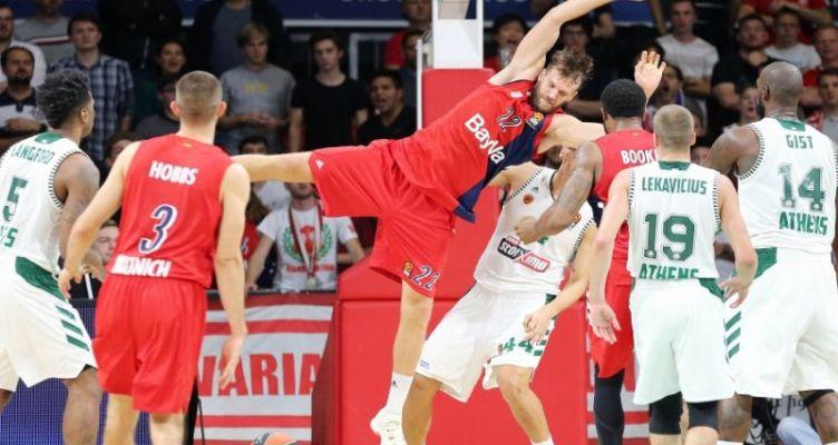 Euroleague Basketball: Το λάθος του Γκιστ και η πρώτη ήττα του Παναθηναϊκού