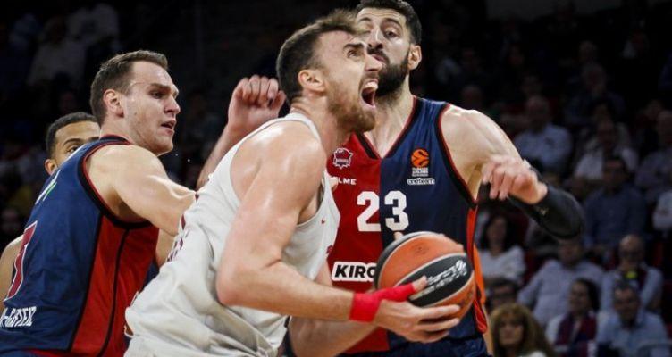Euroleague Basketball: Το έκανε ντέρμπι ο Ολυμπιακός, αλλά στο τέλος κέρδισε