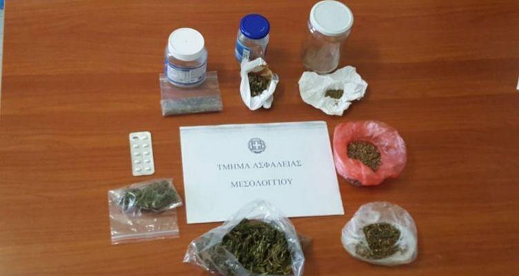 Νεοχώρι Μεσολογγίου: 44χρονος συνελήφθη για διακίνηση ναρκωτικών