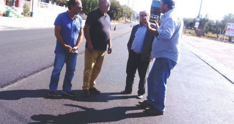 Αιτ/νία: Εργασίες συντήρησης και αποκατάστασης του οδικού δικτύου που ξεπερνούν τα 20εκ.