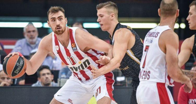 Euroleague Basketball: Δυνατό «χαστούκι» για τον Ολυμπιακό μετά τα δύο μεγάλα «διπλά»!