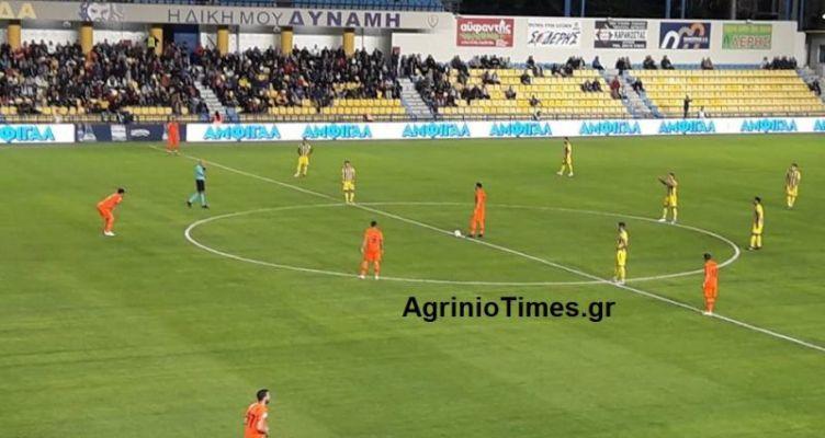 SL-Τέλος πρώτου ημιχρόνου: Παναιτωλικός (0-0) Αστέρας (Φωτό)