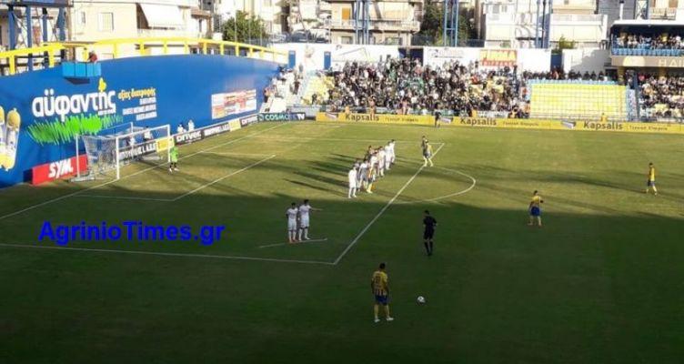Super League: Με κόσμο στο Αγρίνιο ο Παναθηναϊκός